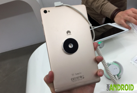 Флагманский планшет</a> Huawei MediaPad M2 оборудован восьмиядерным процессором Kirin 930