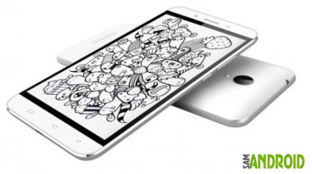 Micromax Canvas Doodle 4 на Android 5.0 оценён в $156