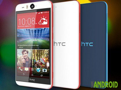 Владельцы HTC Desire Eye, One E8 и One M8 Eye дождались Android 6.0